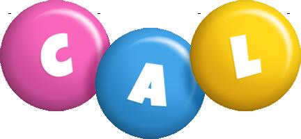 Cal candy logo