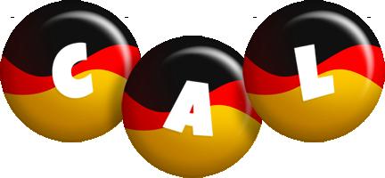 Cal german logo