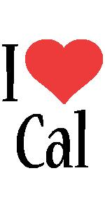 Cal i-love logo
