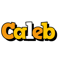 Caleb cartoon logo
