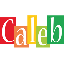 Caleb colors logo