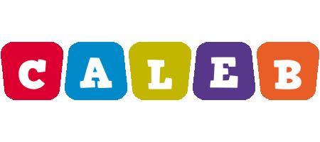 Caleb daycare logo