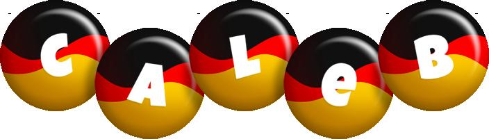 Caleb german logo