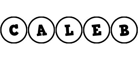 Caleb handy logo