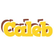 Caleb hotcup logo