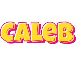 Caleb kaboom logo