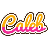 Caleb smoothie logo