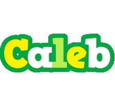 Caleb soccer logo
