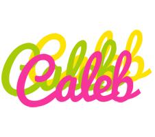 Caleb sweets logo