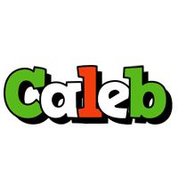 Caleb venezia logo