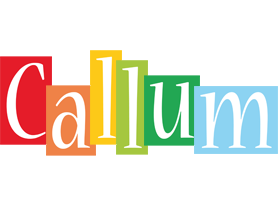 Callum colors logo