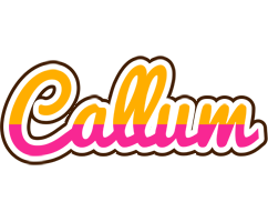 Callum smoothie logo
