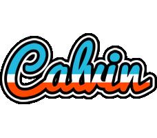 Calvin america logo