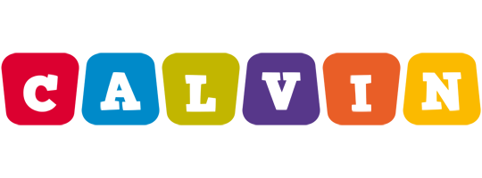 Calvin daycare logo