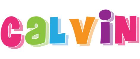 Calvin friday logo