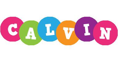 Calvin friends logo