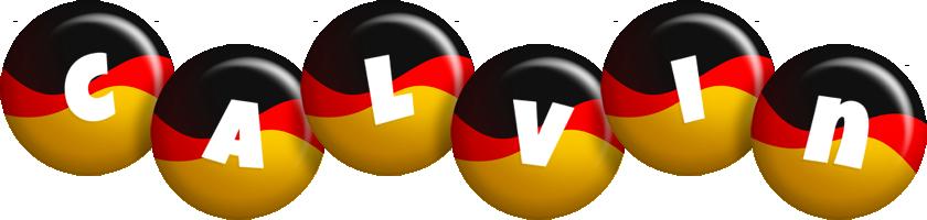 Calvin german logo