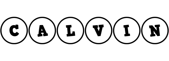 Calvin handy logo