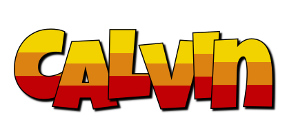 Calvin jungle logo