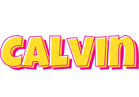 Calvin kaboom logo