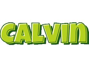 Calvin summer logo