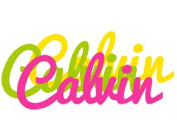 Calvin sweets logo