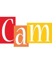 Cam colors logo