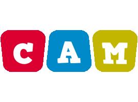 Cam kiddo logo