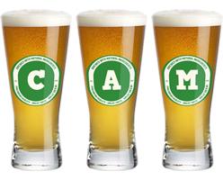 Cam lager logo