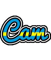 Cam sweden logo