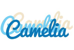 Camelia breeze logo