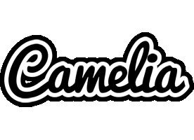 Camelia chess logo
