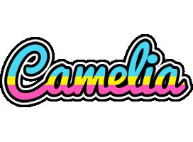 Camelia circus logo