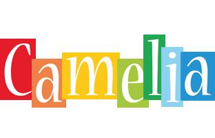 Camelia colors logo