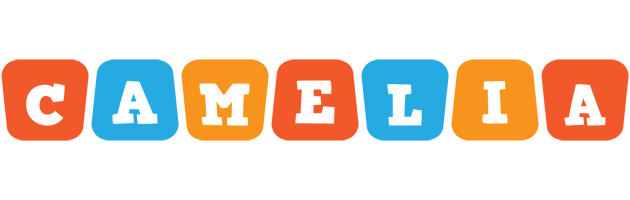 Camelia comics logo