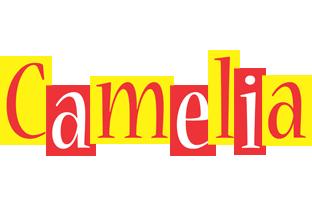 Camelia errors logo