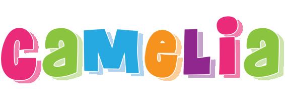 Camelia friday logo