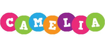 Camelia friends logo
