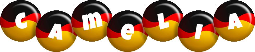 Camelia german logo