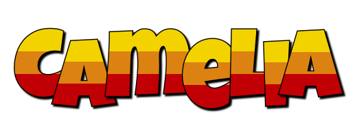 Camelia jungle logo