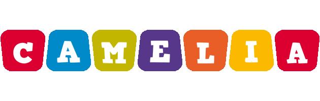 Camelia kiddo logo