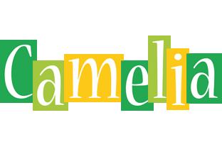 Camelia lemonade logo