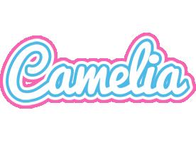 Camelia outdoors logo