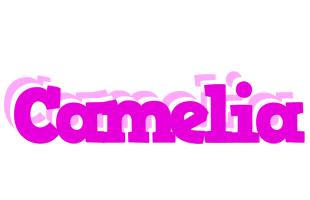 Camelia rumba logo