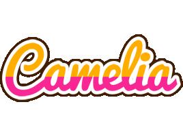 Camelia smoothie logo