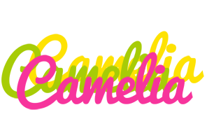 Camelia sweets logo