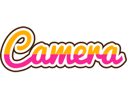 Camera smoothie logo