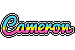 Cameron circus logo