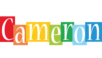 Cameron colors logo