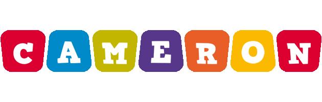 Cameron daycare logo